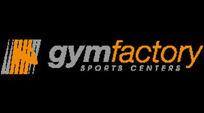 Gym Factory Fitness Logo