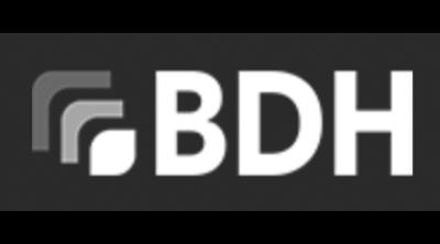 BDH Bilişim Logo